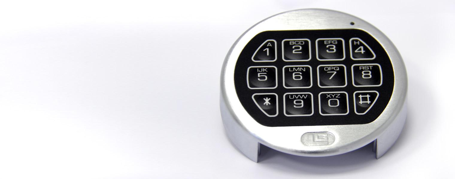 electronic lock LG