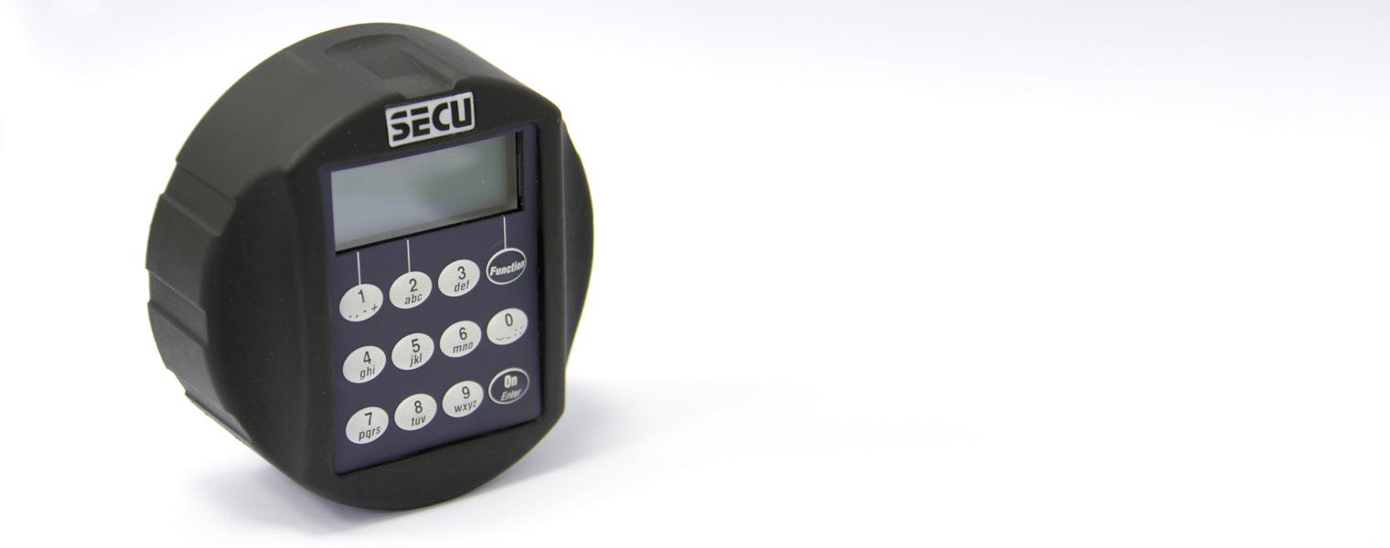 electronic lock Secu